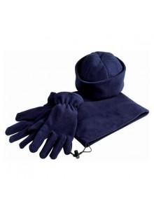 objet publicitaire - promenoch - Bonnet Gants écharpe  - Bonnets personnalisé