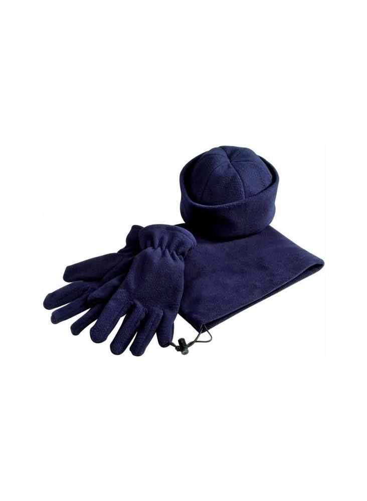 Bonnet Gants écharpe  publicitaire