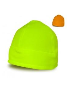 objet publicitaire - promenoch - Bonnet Fluo Polaire  - Bonnets personnalisé