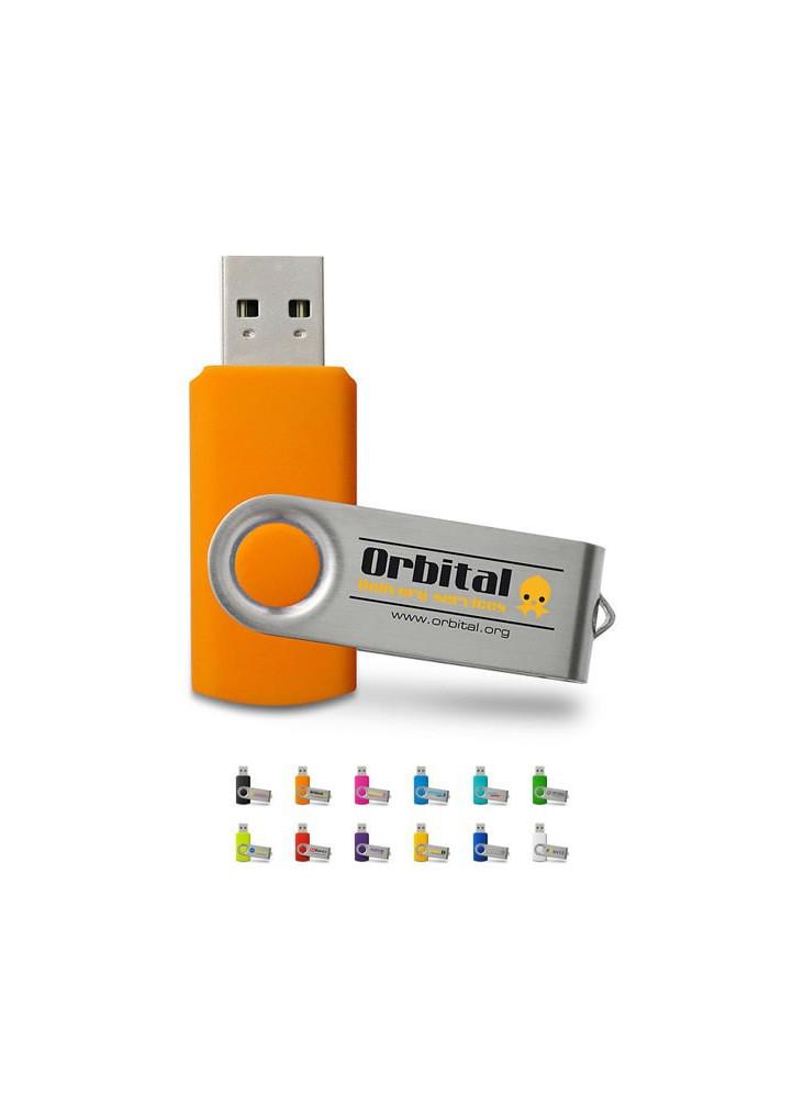 Clé USB Color  publicitaire