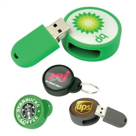 Clé USB Logo Rond