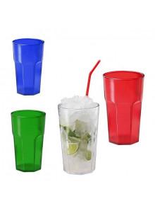 objet publicitaire - promenoch - Verre Plastique Cocktail  - Fête Soirée Evénementielle