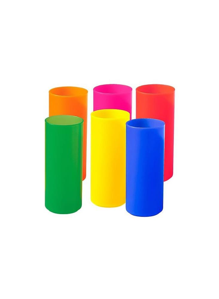 Verre Plastique Soirée  publicitaire