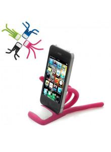 objet publicitaire - promenoch - Support Smartphone Octopus  - Accessoires Smartphone