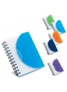objet publicitaire - promenoch - Bloc Notes Color  - Carnets et bloc-notes Personnalisés