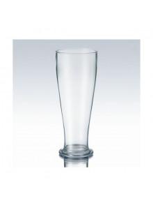objet publicitaire - promenoch - Verre à Bière Plastique 0,5 l  - Verre Gobelet Personnalisé