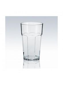 objet publicitaire - promenoch - Verre à Cocktail Plastique 0,20 l  - Verre Gobelet Personnalisé