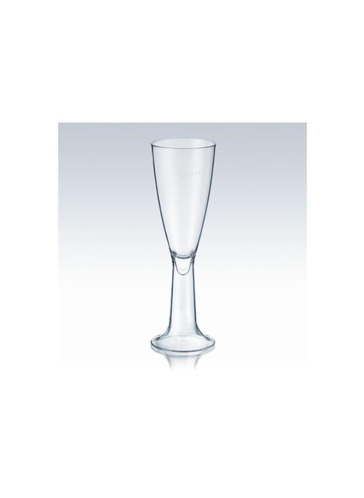 Flûte à Champagne publicitaire