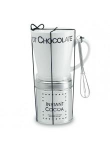 objet publicitaire - promenoch - Set à chocolat  - Mugs - Sets à café ou thé