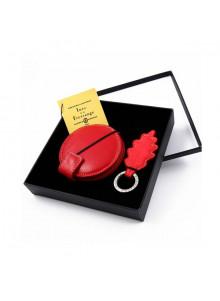 objet publicitaire - promenoch - Porte-clés + Miroir Ines de la Fressange  - Cadeaux d'entreprises