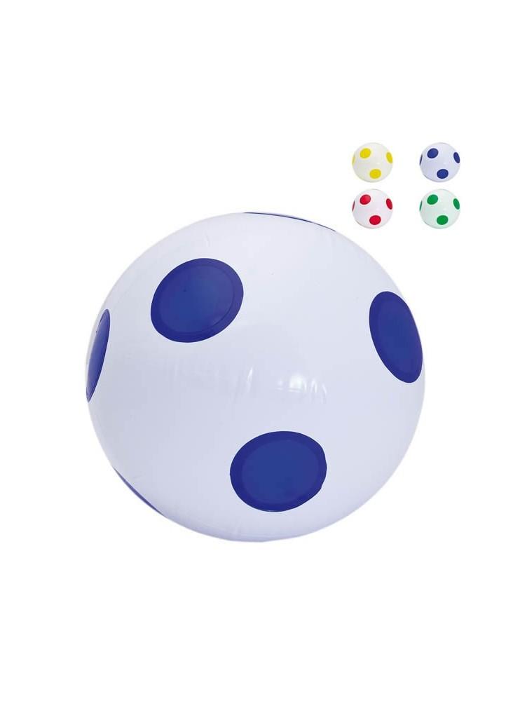 Ballon de Plage Gonflable Diam 30 cm  publicitaire