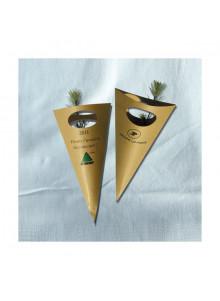 objet publicitaire - promenoch - Plant d'Arbre Publicitaire  - Plantes Personnalisés