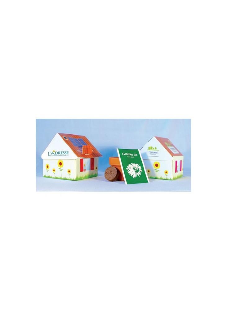 Kit de Plantation Maison  publicitaire