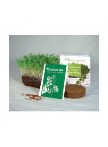 objet publicitaire - promenoch - Kit de Plantation  - Plantes Personnalisés