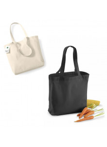 objet publicitaire - promenoch - Sac à Courses Coton Bio  - Sac Shopping & Course