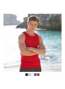 objet publicitaire - promenoch - Débardeur Homme 160g  - Tee-shirt Personnalisé