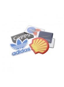 objet publicitaire - promenoch - Magnet Personnalisé  - Badges personnalisés
