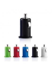 objet publicitaire - promenoch - Chargeur USB Allume Cigare  - Accessoires Smartphone