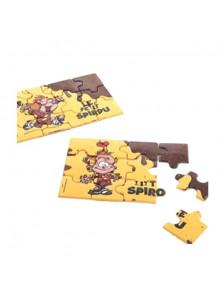 objet publicitaire - promenoch - Puzzle Chocolat Personnalisé  - Chocolats Personnalisables