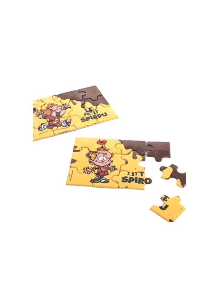 Puzzle Chocolat Personnalisé  publicitaire