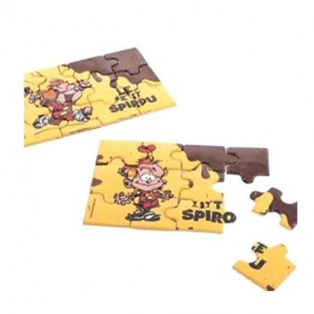 Puzzle Chocolat Personnalisé