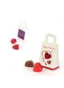 objet publicitaire - promenoch - Sachet Chocolat Personnalisé  - Chocolats Personnalisables