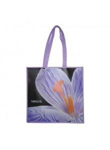 objet publicitaire - promenoch - Sac Carré Floe Impression Quadri  - Sac Shopping & Course