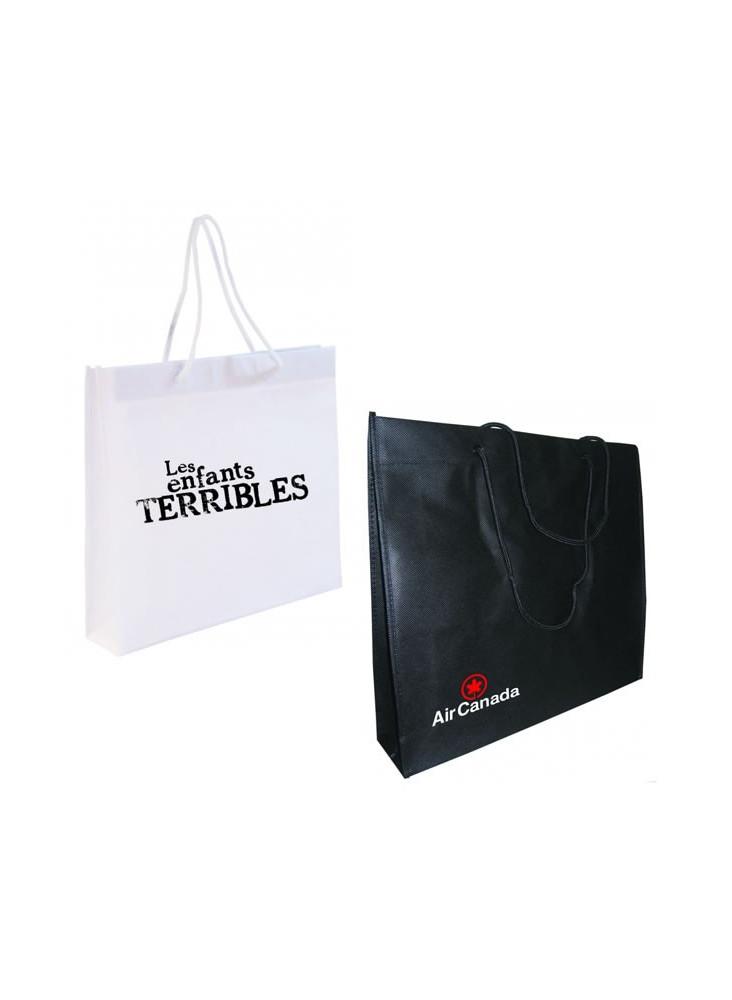 Sac Shopping Slim  publicitaire