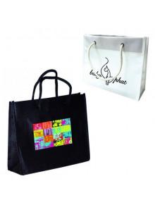 objet publicitaire - promenoch - Sac Shopping Chloé  - Sac Shopping & Course