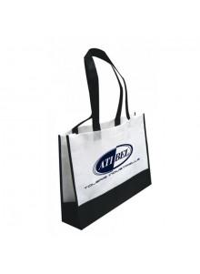 objet publicitaire - promenoch - Sac Shopping Li-Lou  - Sac Shopping & Course