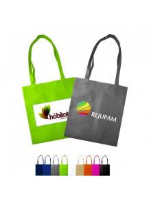 objet publicitaire - promenoch - Sac Shopping Le Carré  - Sac Shopping & Course