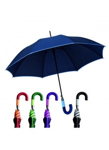 objet publicitaire - promenoch - Parapluie Lexington Publicitaire   - Parapluie manche à canne