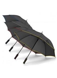 objet publicitaire - promenoch - Parapluie Office Publicitaire  - Parapluie manche droit