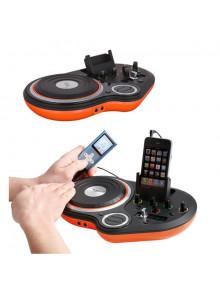 objet publicitaire - promenoch - Platine de Mixage MP3 iPod/iPhone  - Image et Son
