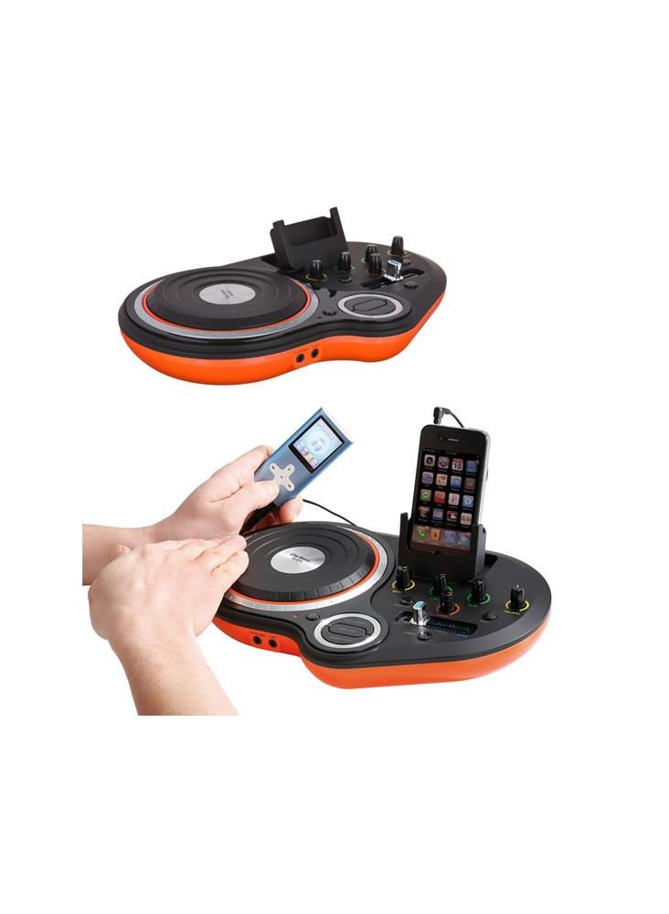 Platine de Mixage MP3 iPod/iPhone  publicitaire