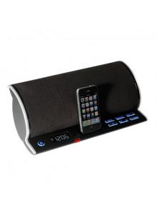 objet publicitaire - promenoch - Dock Radio-réveil iPod/iPhone  - Image et Son