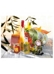 objet publicitaire - promenoch - Panier Gourmand Ballade en Provence  - Panier Gourmand