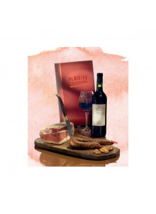 objet publicitaire - promenoch - Panier Gourmand Casse-croûte Catalan  - Panier Gourmand