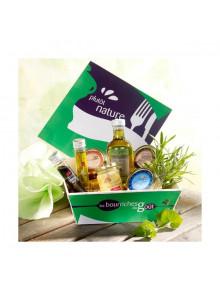 objet publicitaire - promenoch - Panier Gourmand Saveurs du sud  - Panier Gourmand