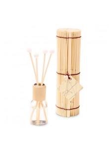 objet publicitaire - promenoch - Diffuseur Huiles Essentielles Bambou  - Coffret Beauté Bien être