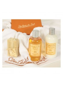 objet publicitaire - promenoch - Coffret Soins Beauté Provence  - Coffret Beauté Bien être