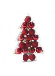 objet publicitaire - promenoch - 17 Boules de Noël  - Ambiance Noël