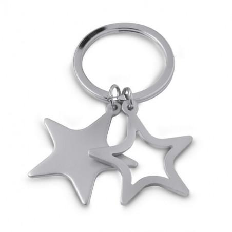 Porte-clés Etoile de Noël
