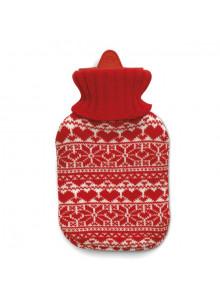 objet publicitaire - promenoch - Bouillotte Design Nordic  - Ambiance Noël