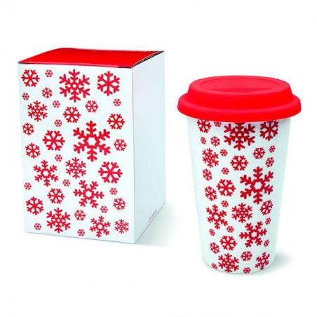 Mug Double Paroi Design Noël