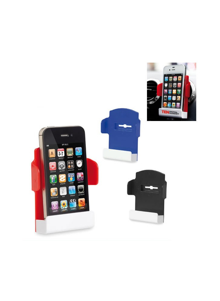 support iphone auto porte smartphone voiture personnalis. Black Bedroom Furniture Sets. Home Design Ideas