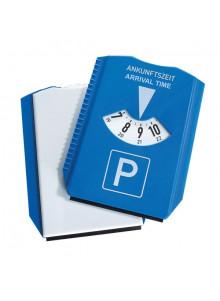 objet publicitaire - promenoch - Disque Stationnement + Gratte Givre  - Accessoires Auto