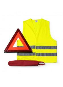 objet publicitaire - promenoch - Kit de Sécurité Auto  - Accessoires Auto