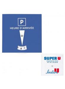objet publicitaire - promenoch - Disque de Stationnement  - Accessoires Auto