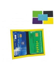 objet publicitaire - promenoch - Porte Carte de Crédit  - Porte-Cartes Publicitaires